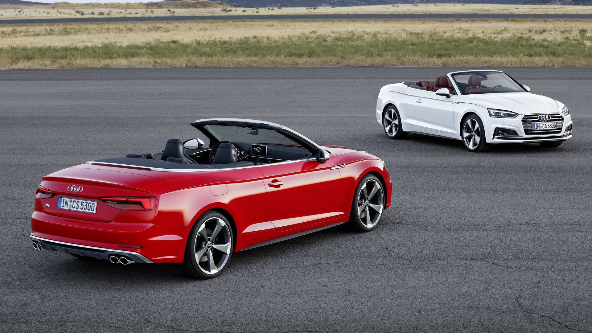 50 All New 2020 Audi S5 Cabriolet New Concept
