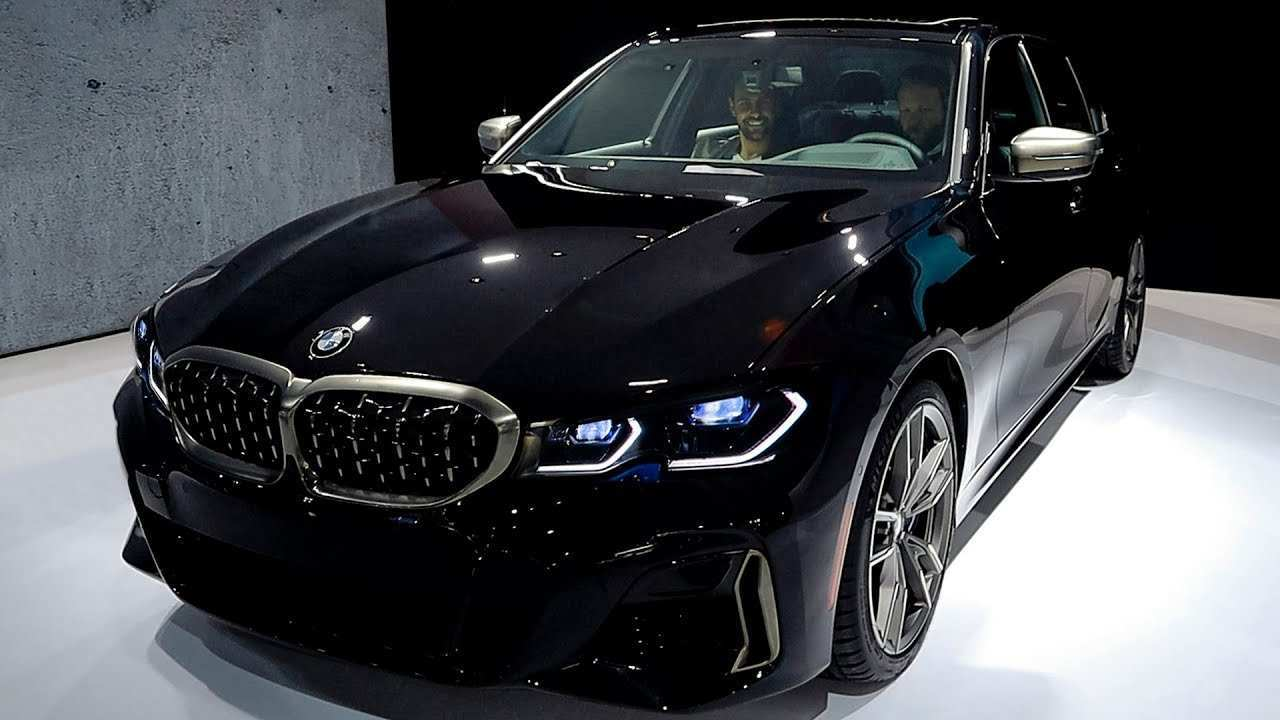 50 All New 2020 BMW 3 Series Youtube New Concept