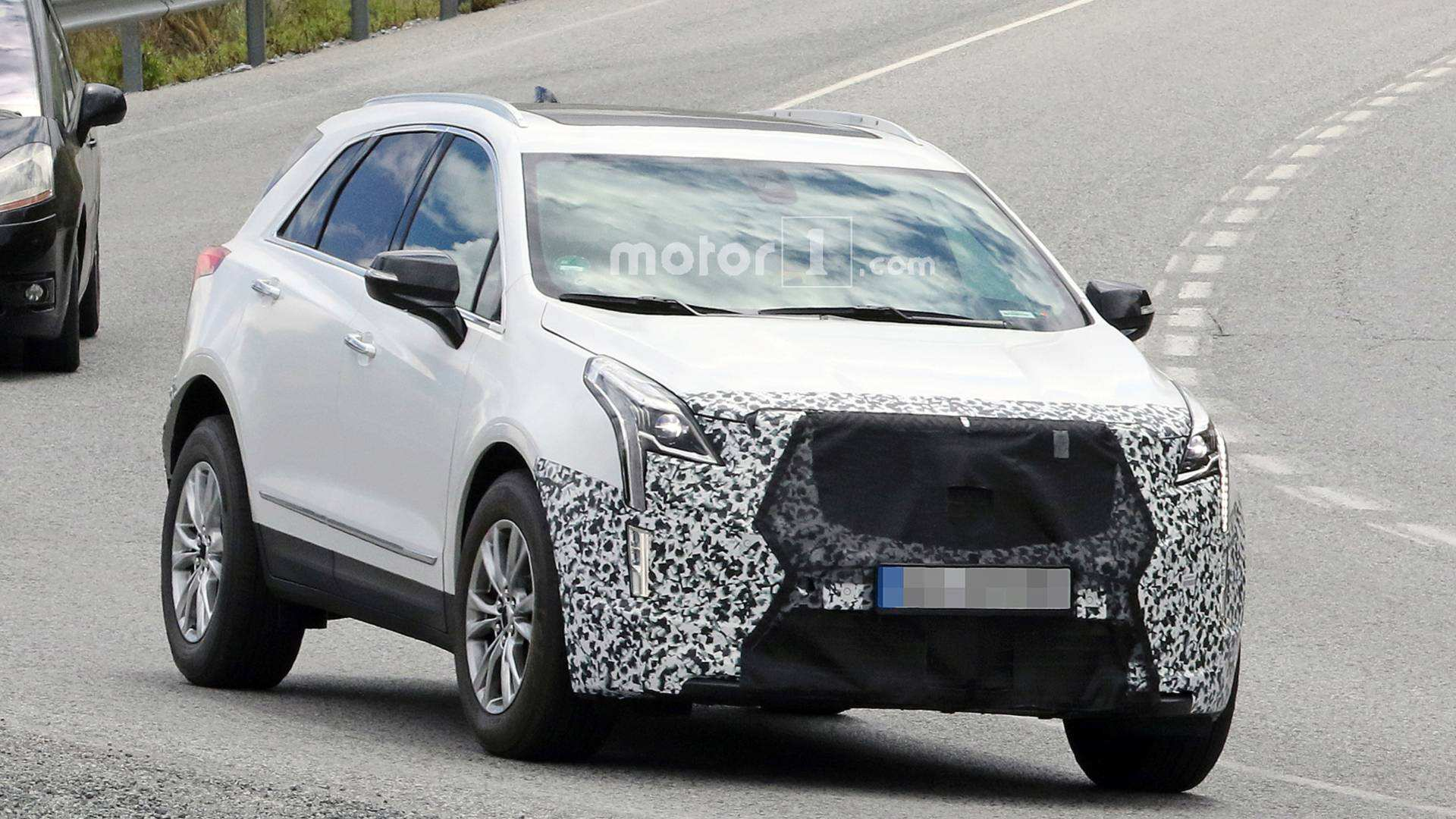 50 All New 2020 Cadillac SRX Pictures