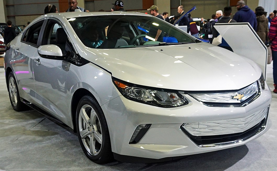 50 All New 2020 Chevrolet Volt Picture
