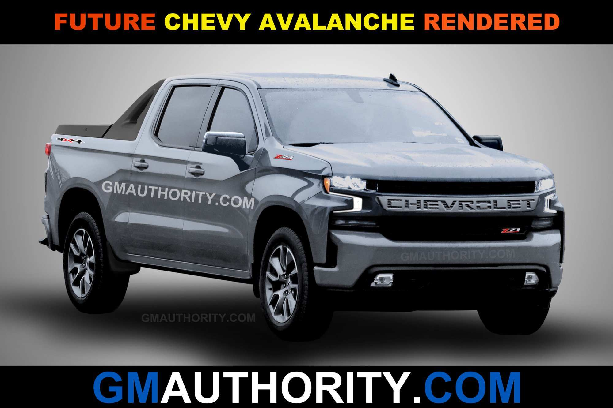 50 All New 2020 Chevy Avalanche Interior