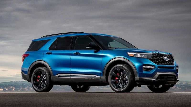 50 All New 2020 Ford Explorer Jalopnik New Concept