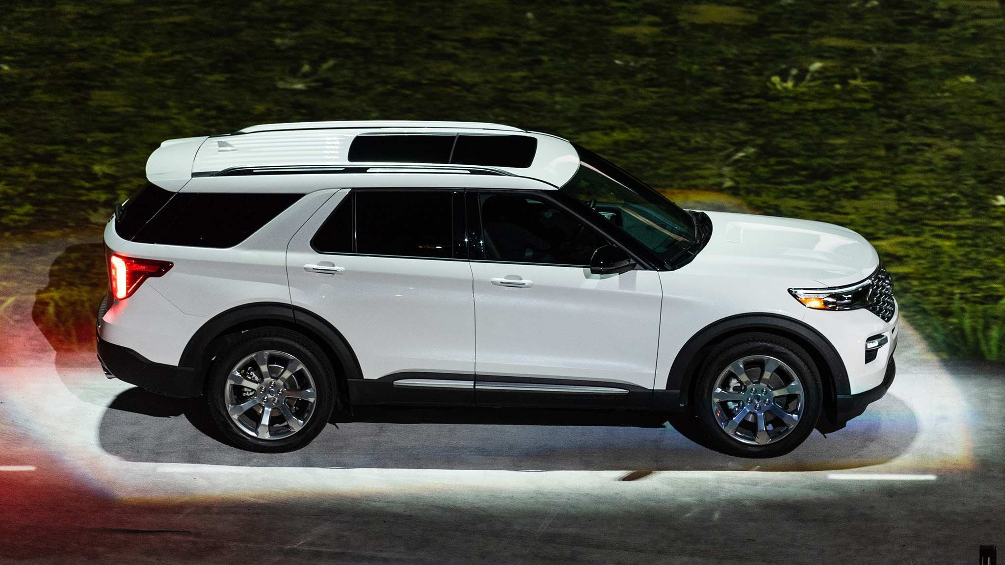 50 All New 2020 Ford Explorer Xlt Specs Style