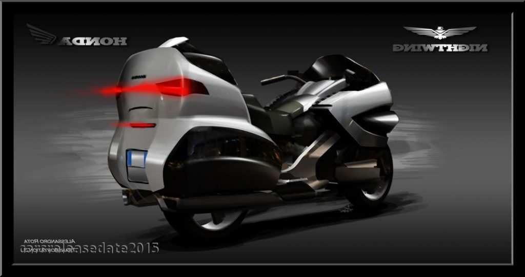 50 All New 2020 Honda Gold Wing Price