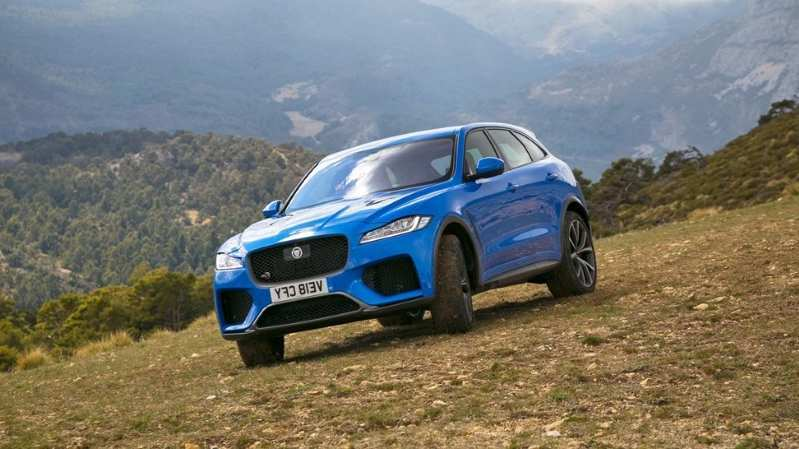 50 All New 2020 Jaguar Suv Exterior
