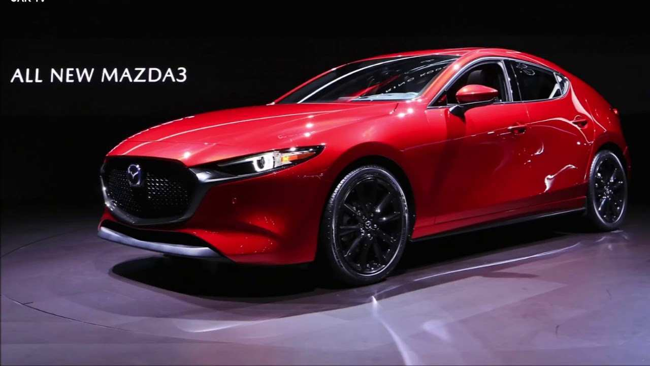 50 All New 2020 Mazda 3 Sedan Ratings