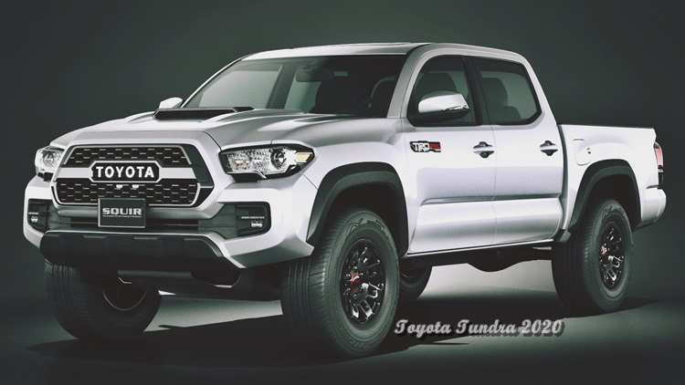 50 All New 2020 Toyota Tundra Research New