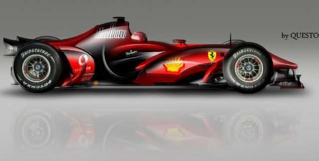 50 All New Ferrari 2020 F1 New Concept