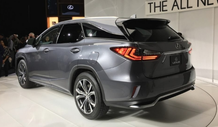 50 All New Lexus Rx 350 Redesign 2020 Price And Review