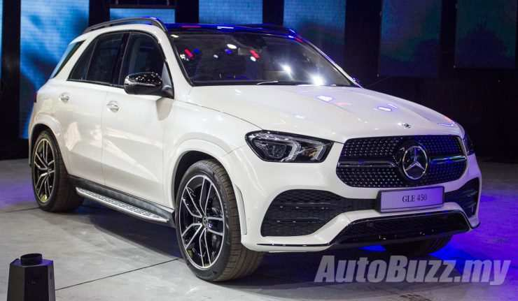 50 All New Mercedes 2019 Malaysia New Concept