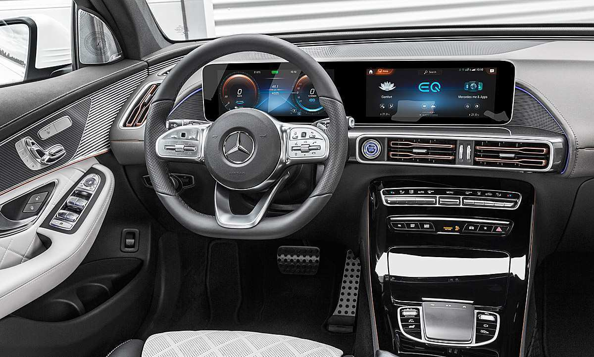 50 All New Mercedes Benz Eqc 2019 Images
