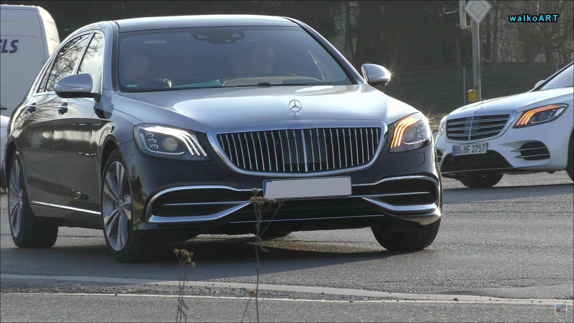 50 All New Mercedes S650 Maybach 2019 Rumors