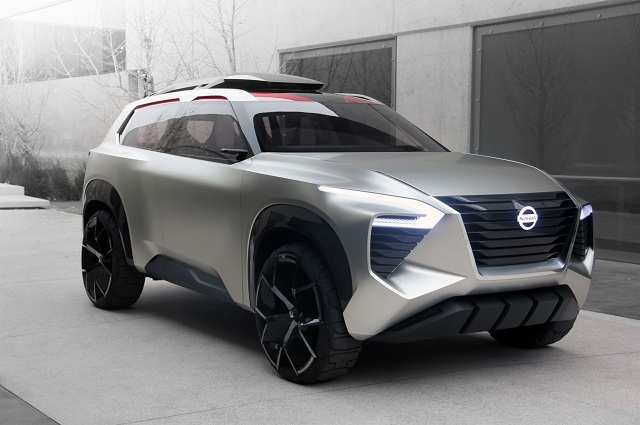 50 All New Nissan Rogue Redesign 2020 Redesign And Review