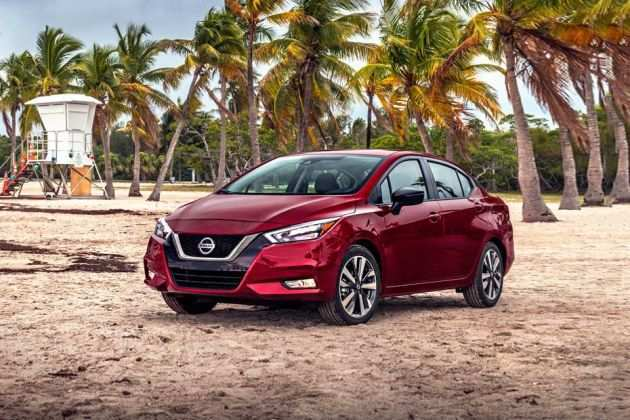 50 All New Nissan Sunny 2020 Exterior