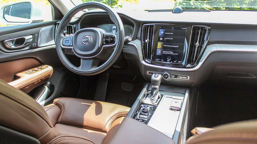 50 All New Volvo V60 2019 Overview