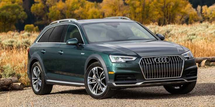 50 Best 2019 Audi Allroad Interior