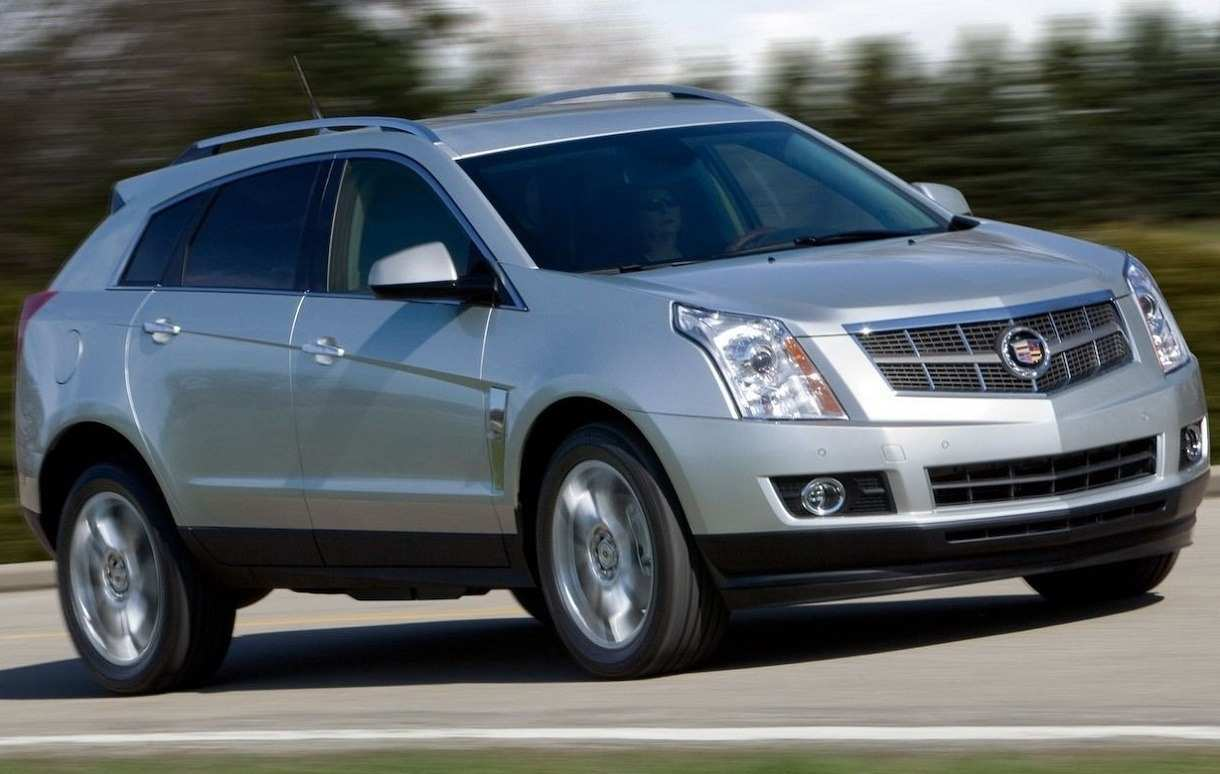 50 Best 2019 Cadillac SRXSpy Photos Pictures