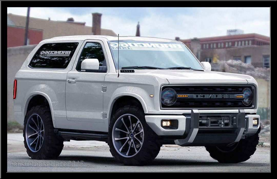 50 Best 2019 Ford Bronco Interior
