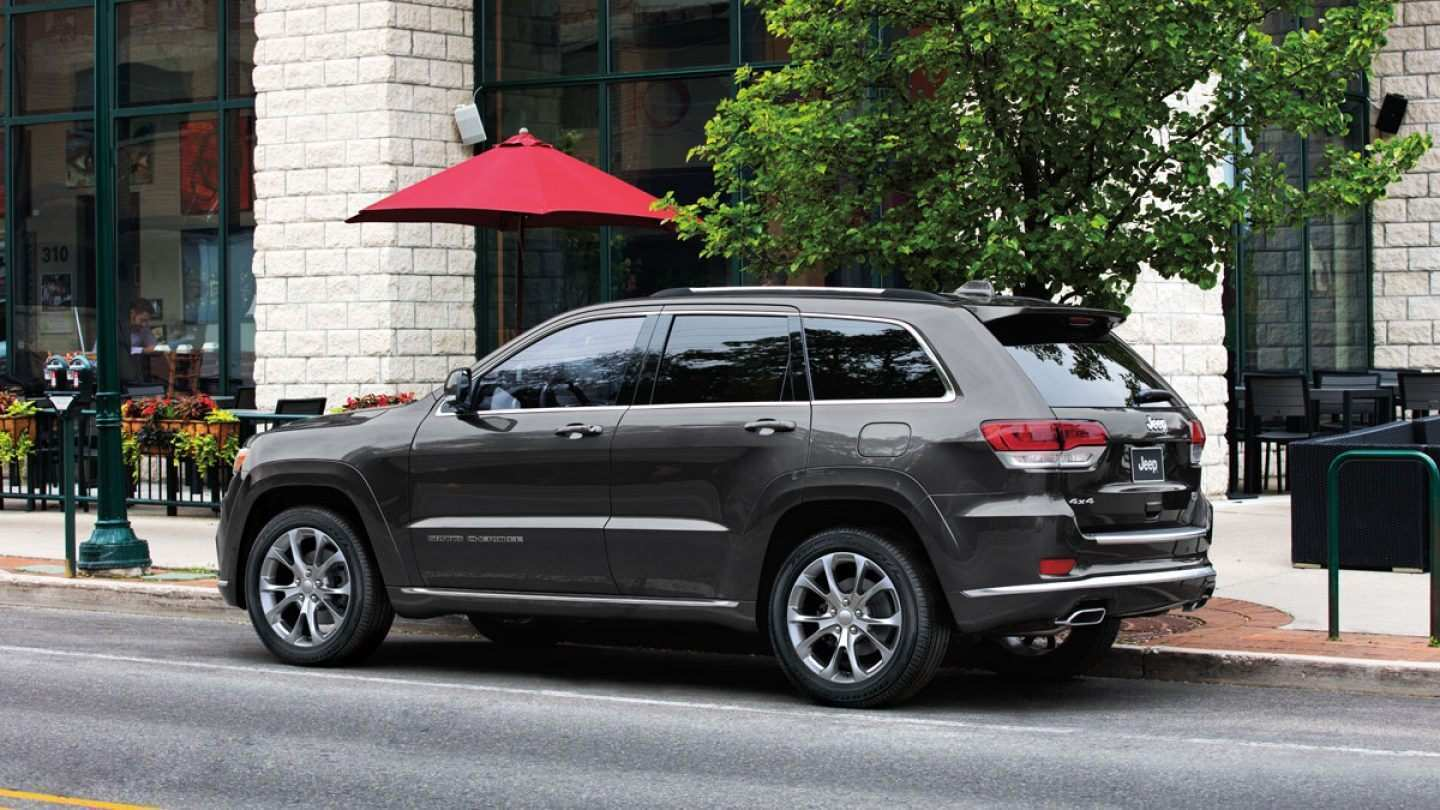 50 Best 2019 Jeep Grand Cherokee Redesign And Concept