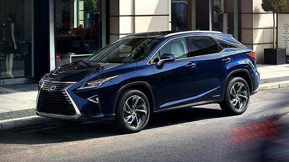 50 Best 2019 Lexus RX 450h Redesign And Concept
