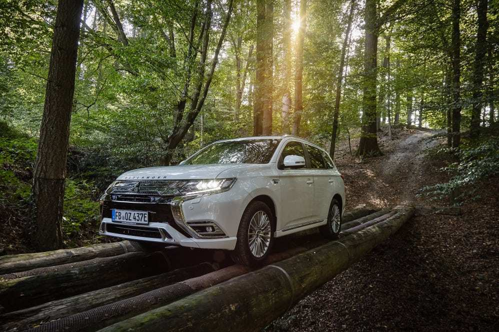 50 Best 2019 Mitsubishi Outlander Redesign And Concept