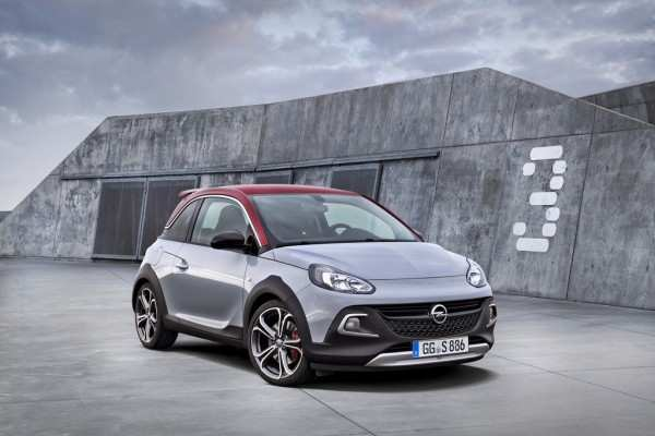 50 Best 2019 Opel Adam Rocks Wallpaper