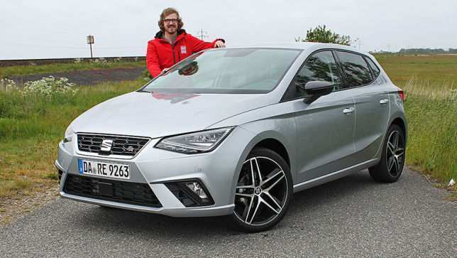 50 Best 2019 Seat Ibiza Spy Shoot