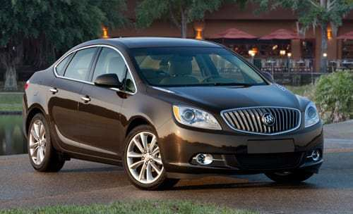 50 Best 2020 All Buick Verano Pricing