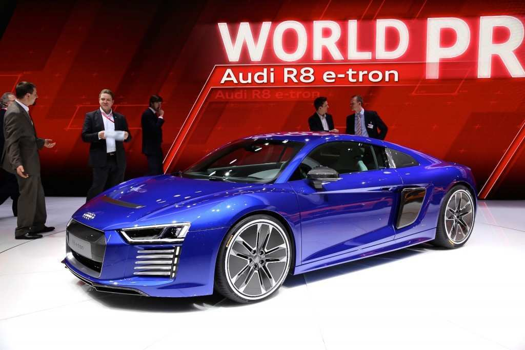 50 Best 2020 Audi R8 E Tron Concept And Review