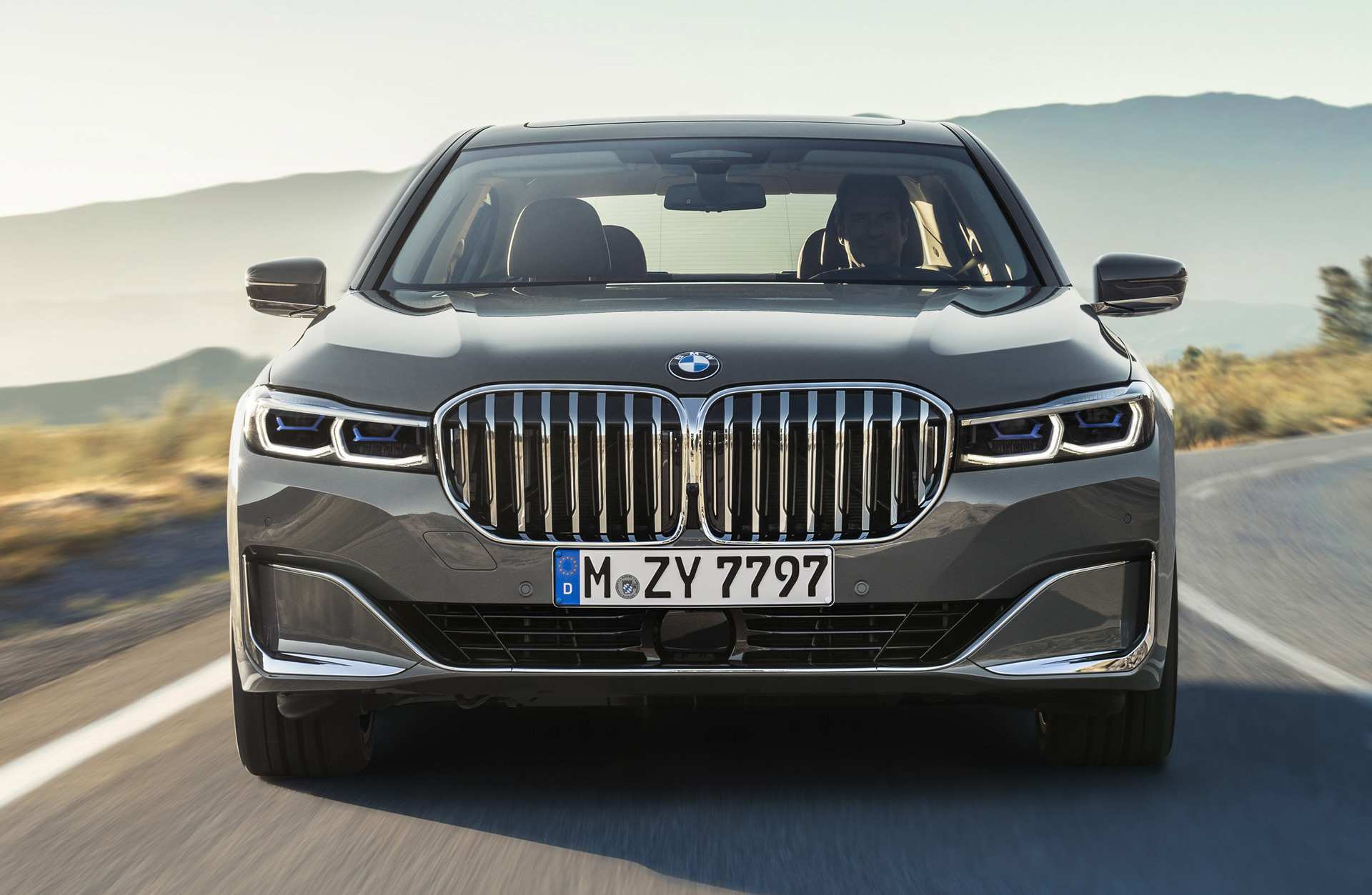 50 Best 2020 BMW 7 Series Exterior