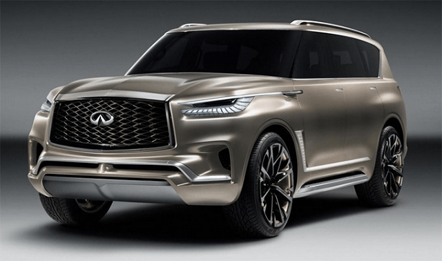 50 Best 2020 Infiniti Qx80 Redesign Spesification