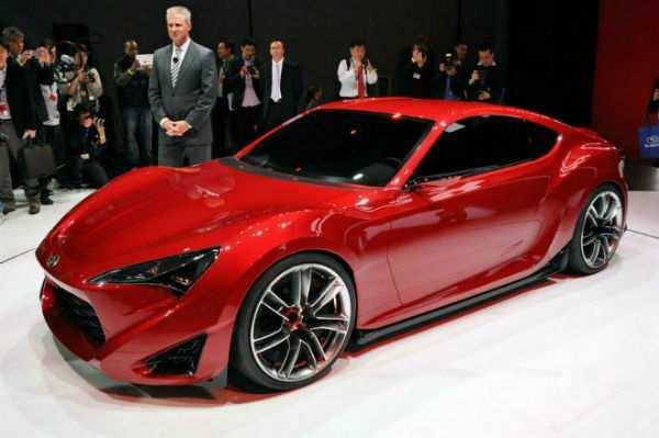 50 Best 2020 Scion Frs Concept