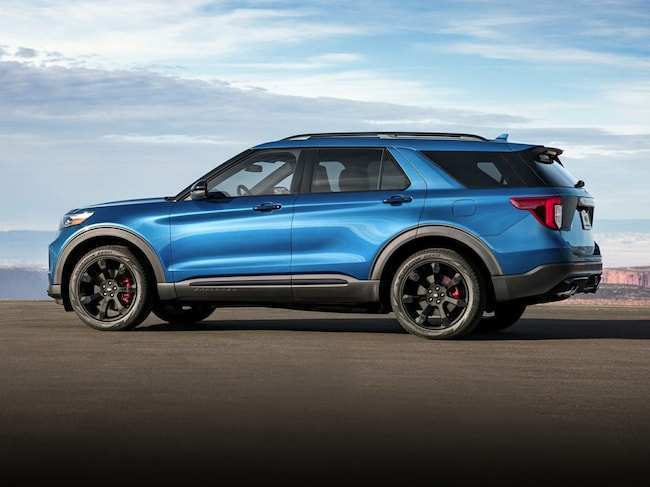 50 Best 2020 The Ford Explorer Performance