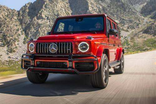 50 Best Mercedes 2019 G Wagon Redesign And Review