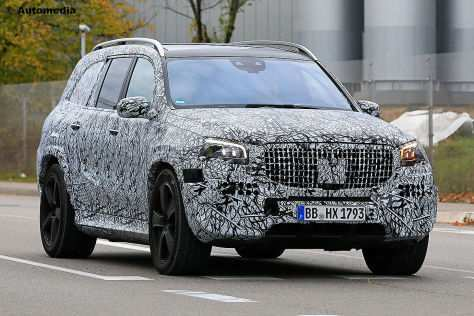 50 Best Mercedes Maybach Gls 2019 Concept And Review
