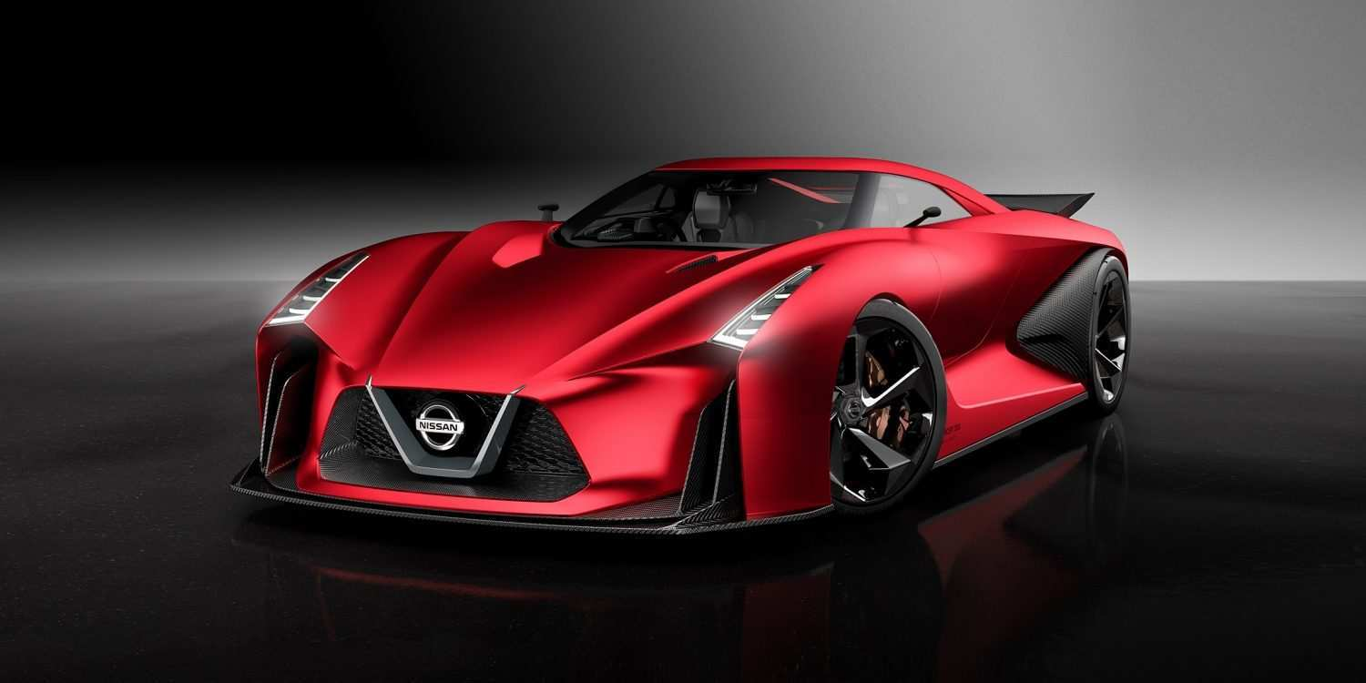 50 Best Nissan Concept 2020 Top Speed Redesign And Review