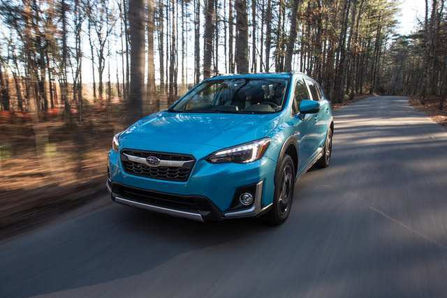 50 Best Subaru Xv Hybrid 2019 Redesign And Review