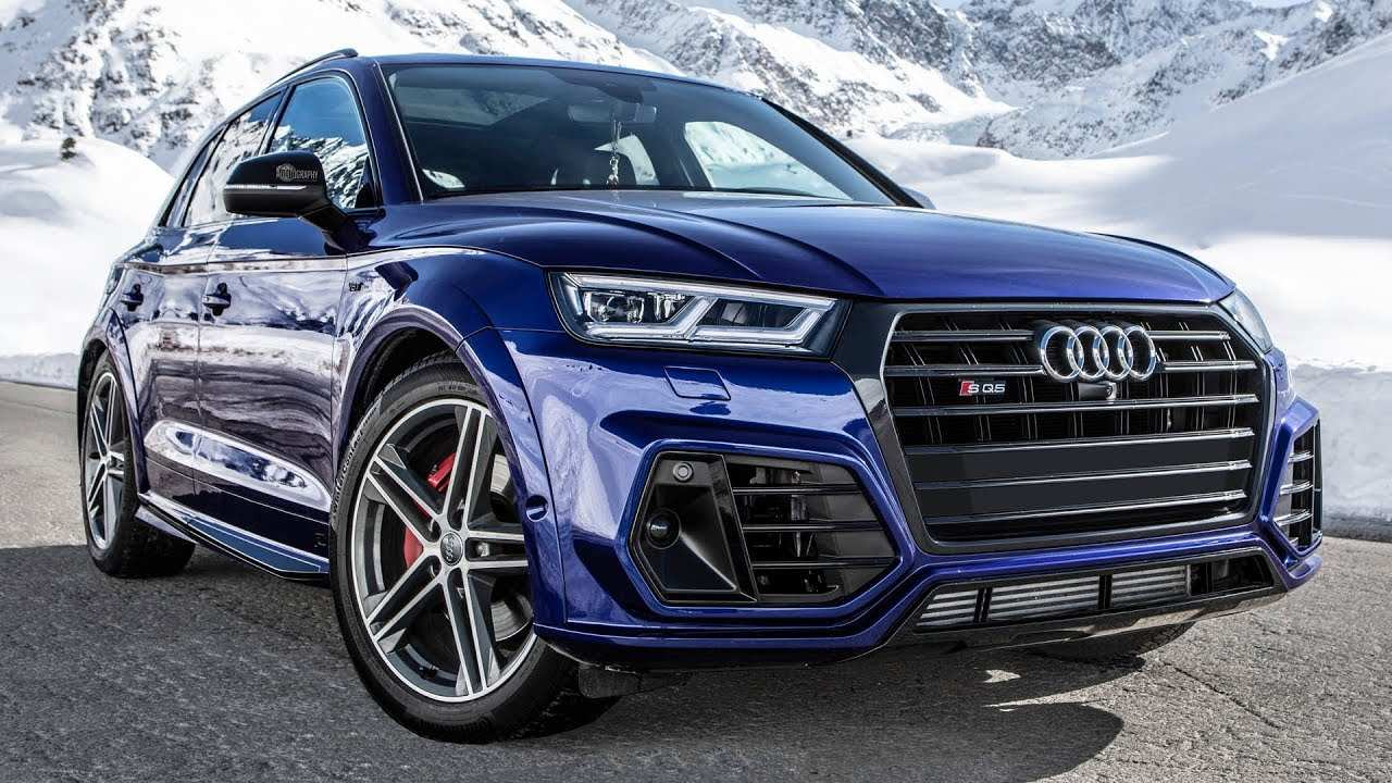 50 New 2019 Audi Sq5 Interior