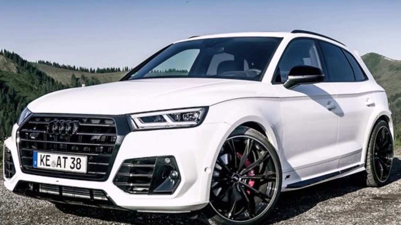 50 New 2019 Audi Sq5 Redesign And Review