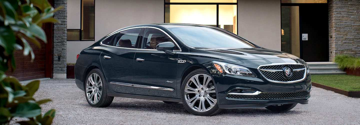 50 New 2019 Buick LaCrosses Ratings