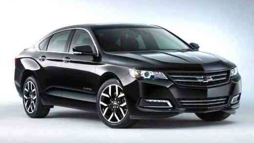 50 New 2019 Chevy Impala SS New Model And Performance