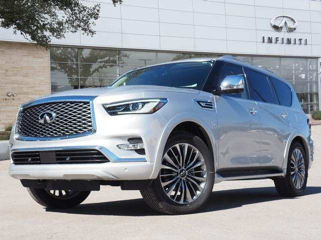 50 New 2019 Infiniti Qx80 Suv Review And Release Date