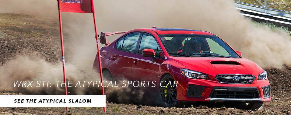50 New 2019 Subaru Hatchback Sti Specs And Review