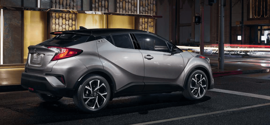 50 New 2019 Toyota C Hr Compact Wallpaper