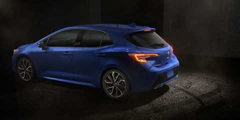 50 New 2019 Toyota Corolla Hatchback Prices