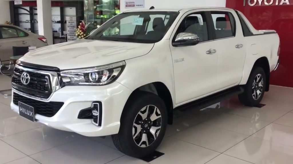 50 New 2019 Toyota Hilux Specs