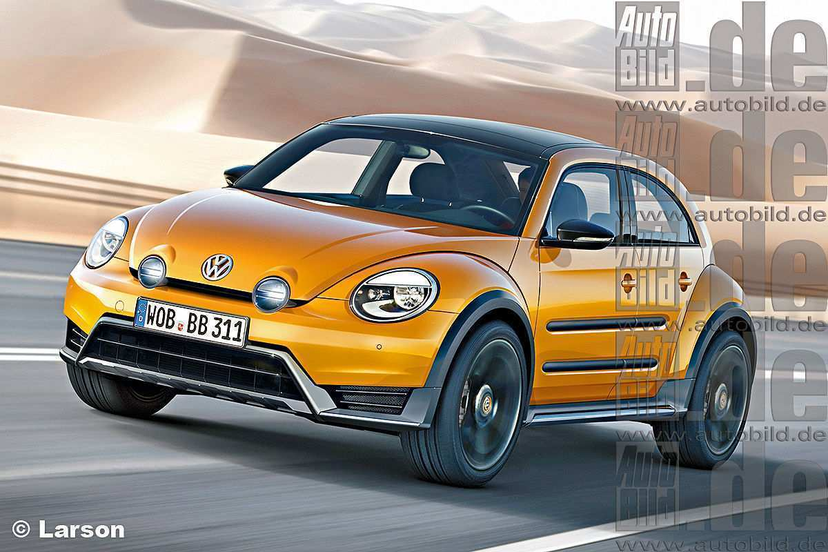 50 New 2019 Vw Beetle Dune Spesification