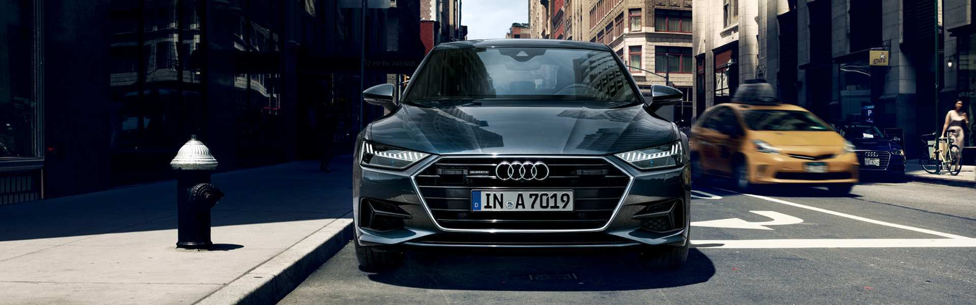 50 New 2020 All Audi A7 Interior