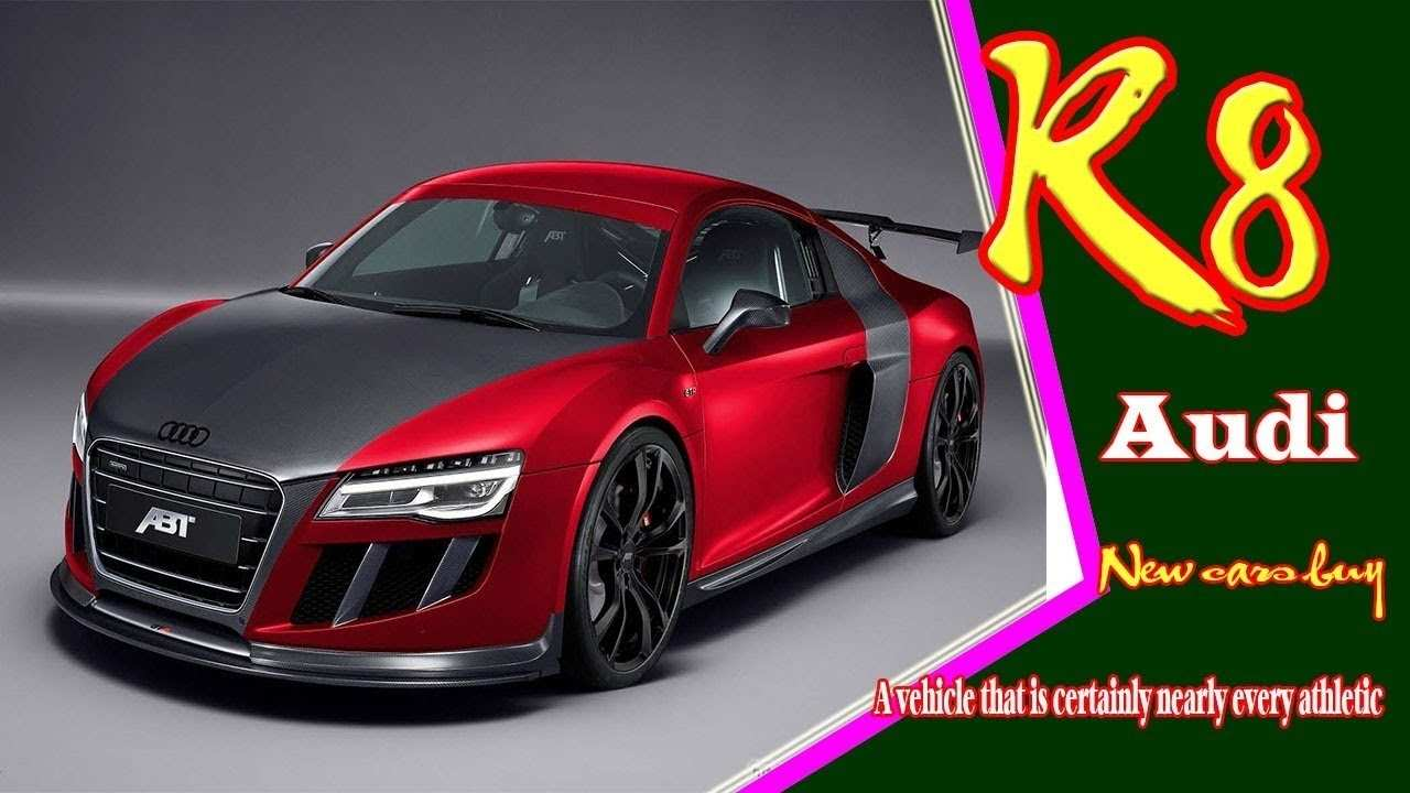 50 New 2020 Audi R8 E Tron Engine