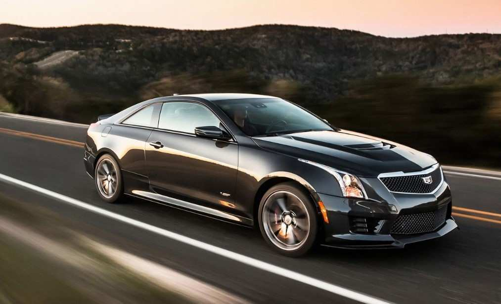 50 New 2020 Cadillac Cts V Coupe Picture